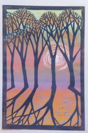 Dawn Trees3