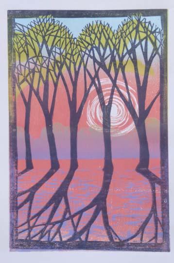 Dawn Trees4