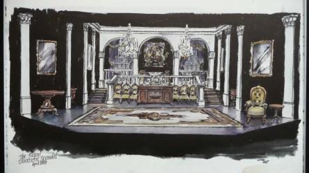 Royal Baccarat Scandal Sketch